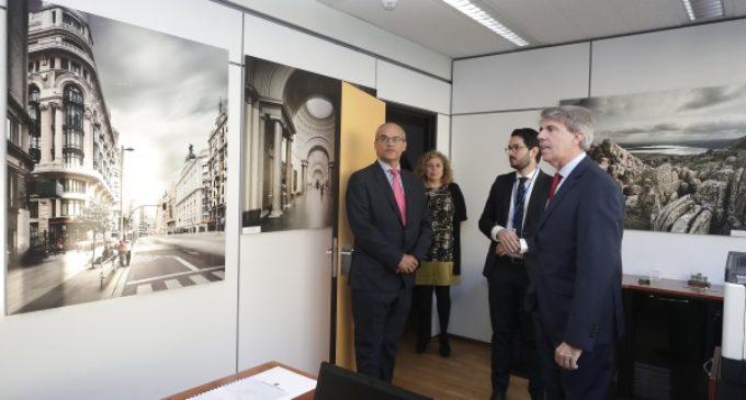 Garrido destaca la labor de la Oficina de la Comunidad de Madrid en la Representación Permanente de España ante la UE (REPER)