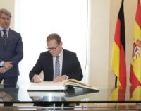 Garrido muestra el compromiso europeísta de la Comunidad de Madrid potenciando la colaboración con la región de Berlín