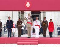 Garrido participa en la celebración del Capítulo de la Real y Militar Orden de San Hermenegildo