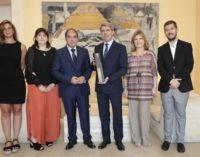 Garrido recoge el Premio Autónomo del Año concedido a la Comunidad de Madrid