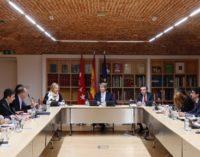 Garrido se reúne con las principales asociaciones del sector del taxi