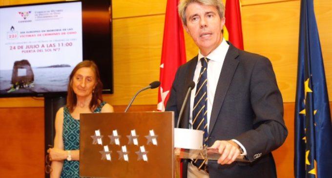 Garrido subraya el compromiso del Gobierno regional en la lucha contra el racismo y la intolerancia