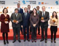 Garrido subraya la contribución de las pymes al progreso de la sociedad madrileña