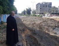 Gaza, Padre Romanelli: «Es urgente una tregua antes de que empiece la guerra»