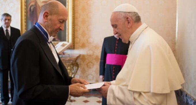 Gerardo Ángel Bugallo es el nuevo embajador de España en la Santa Sede