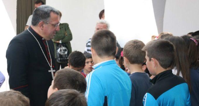 Ginés García Beltrán: «Mi misión en Getafe será anunciar al Señor en medio de la gente»