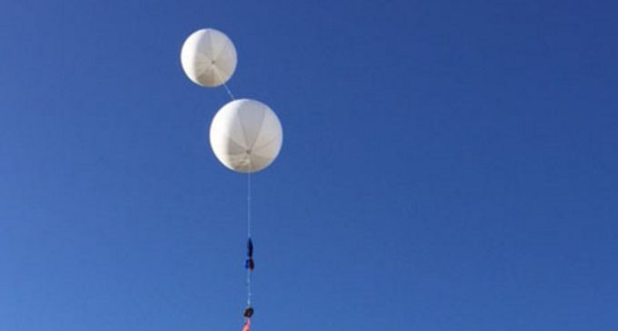 Científicos, liderados por el CSIC, desarrollan mediciones de ozono con globos aerostáticos en Majadahonda