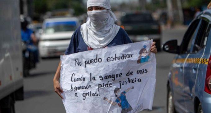 «El Gobierno de Nicaragua quiere que la crisis se resuelva por la vía militar»