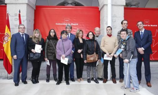 Garrido presenta una guía para acercar la Justicia a las personas con discapacidad intelectual