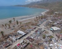 Cáritas se moviliza para ayudar a los damnificados por el huracán en Haití