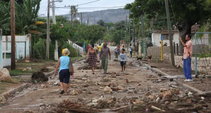 El Papa dona 100 mil dólares a la población afectada por el huracán Matthew