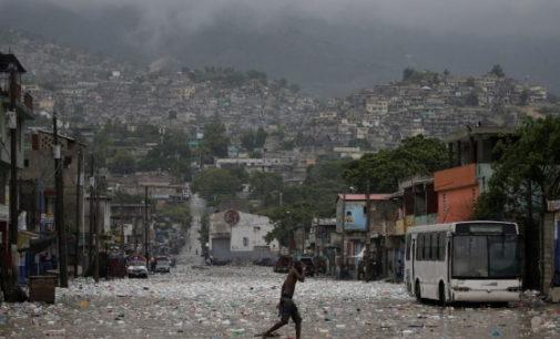 Haití: Obispos denuncian la violencia incontrolable en el país