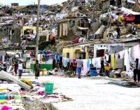 Salesianos en Haití: después del huracán se teme una epidemia de cólera