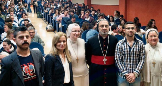 Hay un genocidio contra los cristianos y la gente mira para otro lado