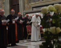 """""""¿He cumplido con mi propia responsabilidad?"""": Los obispos hacen examen"""