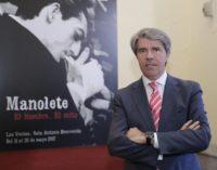 """La Comunidad rinde homenaje a """"Manolete. El hombre. El mito"""" en el centenario de su nacimiento"""