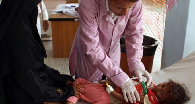 Cada hora muere una persona en Yemen por el brote de cólera