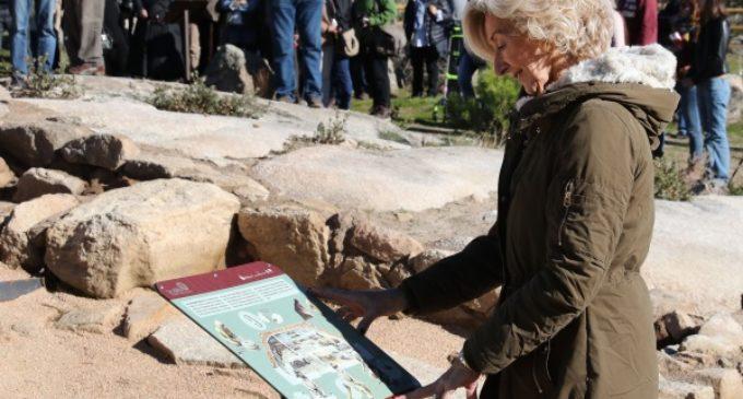 El proyecto de 'arqueología social' La Cabilda de Hoyo de Manzanares cuenta con la colaboración de la Comunidad de Madrid