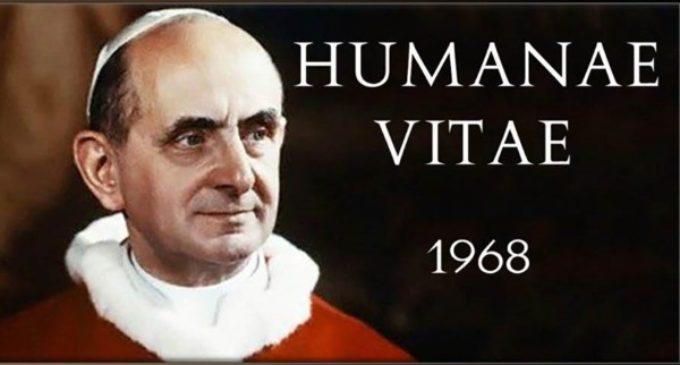 50 aniversario de la Encíclica 'Humanae Vitae', de Pablo VI