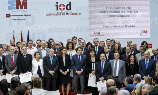 Madrid se vuelca con el I+D+C y destina 36 millones a proyectos de 2.900 investigadores