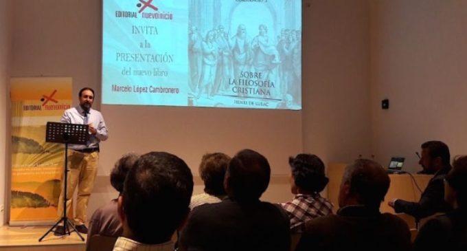 """Marcelo L. Cambronero: """"El Papa no cesa en su mensaje de que Cristo cambia la vida"""""""