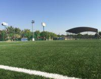 """El Ayuntamiento de Majadahonda abre al público el nuevo campo de fútbol de """"La Sacedilla"""""""