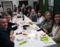 """La parroquia Santa María de Majadahonda celebra, con éxito, la """"Cena del Hambre"""" a beneficio de Manos Unidas"""