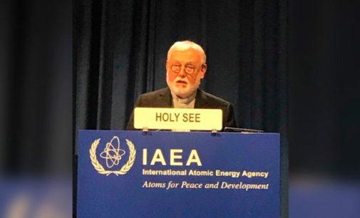 La Iglesia apoya la tecnología nuclear «que contribuye al desarrollo humano integral»