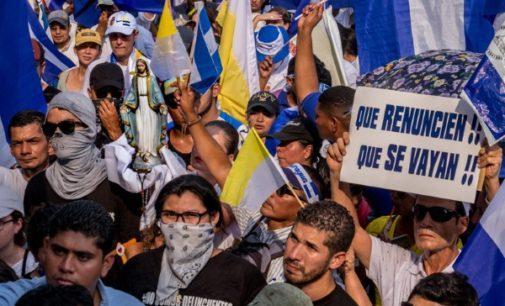 La Iglesia, mediadora en el conflicto nicaragüense