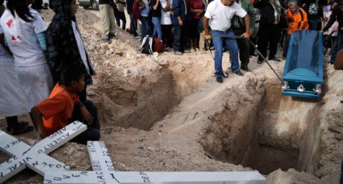 La Iglesia en México denuncia que el país «se está desangrando» por la violencia