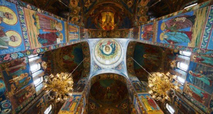 Centenario de la Revolución Rusa: Iglesias sobre sangre derramada