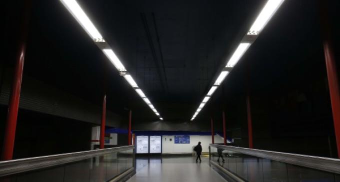 Metro reducirá a la mitad su consumo energético en iluminación gracias a la implantación de LED en todas sus estaciones