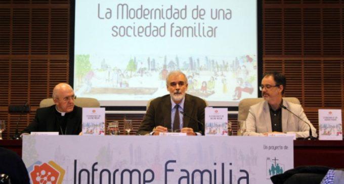 La familia es algo moderno, es algo necesario. No es una historia pasada