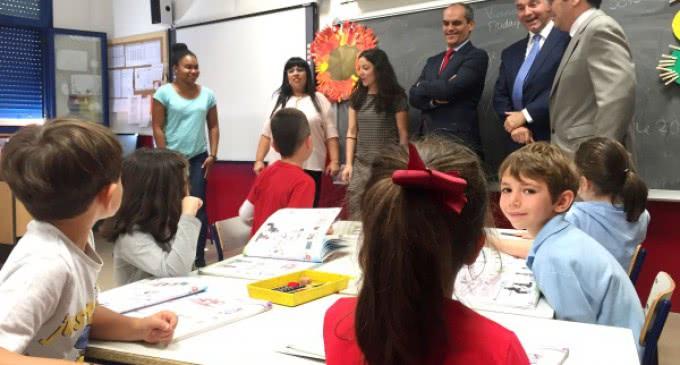 La Comunidad de Madrid aumentará un 13% la inversión en el programa bilingüe en 2016