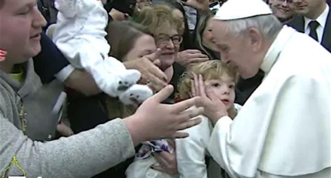 Francisco en la catequesis: 'La esperanza no defrauda porque está fundada en el amor que Dios nos tiene'