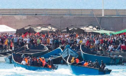 Ante la situación de los inmigrantes en las Islas Canarias
