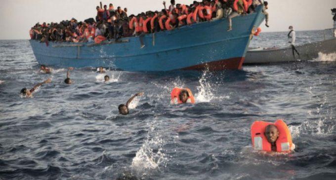 Unos 1.500 inmigrantes rescatados del mar por las ONG, ante la pasividad de las autoridades europeas