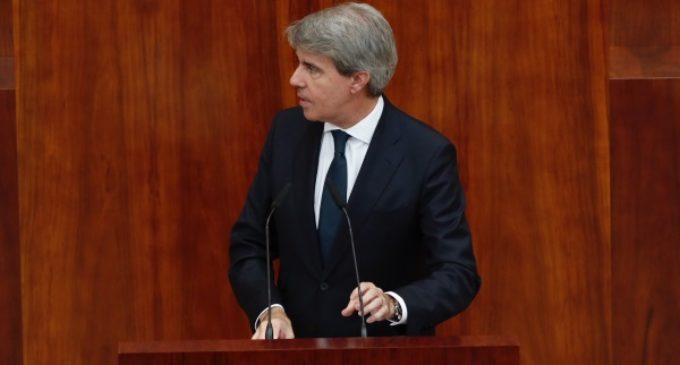 Intervención del presidente de la Comunidad de Madrid en el turno de despedidas de la X Legislatura de la Asamblea
