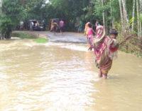 India: La Iglesia asiste a los afectados por el monzón y las lluvias de agosto