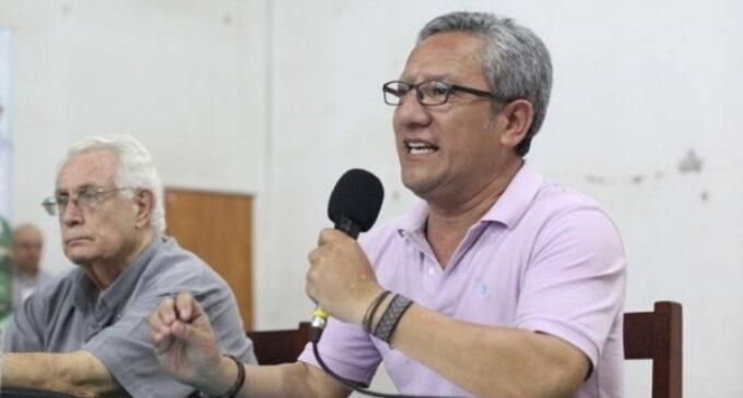 """Ismael Vega, antropólogo: """"Los Estados no miran con seriedad la gravedad de la COVID-19 para la Amazonía"""""""