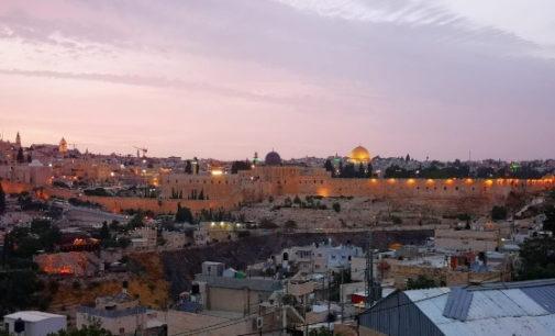 Israel y Palestina: Iglesias cristianas llaman a detener el proyecto de anexión