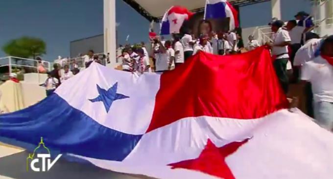 JMJ. El Santo Padre anuncia que Panamá acogerá la próxima Jornada Mundial de la Juventud en 2019