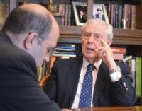 40 años después, el político Javier Rupérez recuerda su secuestro a manos de ETA