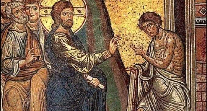 El Vaticano pide el fin de la discriminación a las personas que sufren la lepra