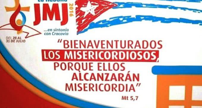 La Habana tendrá su JMJ en la que 'soñarán' y 'harán lío'