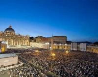 En Abril de 2016, Jubileo de los jóvenes  en Roma