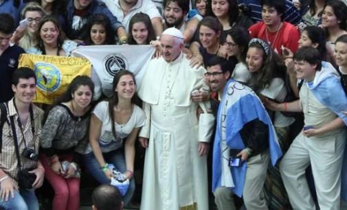 Crecer misericordiosos como el Padre: Mensaje para el Jubileo de la Misericordia de los jóvenes
