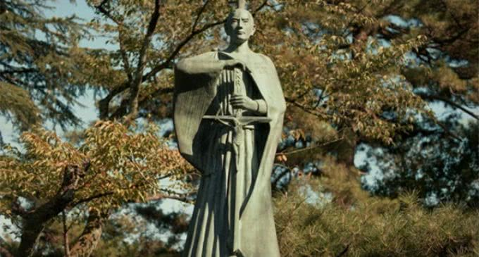 Francisco indica al 'Samurai de Cristo' como ejemplo de fortaleza y caridad
