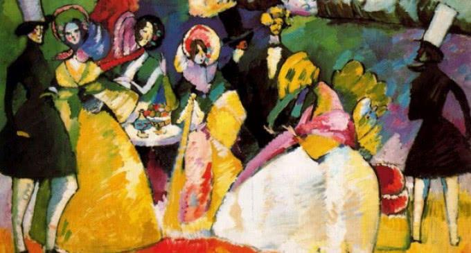 'Kandinsky. Una retrospectiva', en CentroCentro