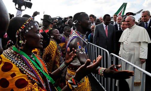 Paso a paso el XI viaje apostólico de Francisco que lo ha llevado a Kenia, Uganda y la República Centroafricana.